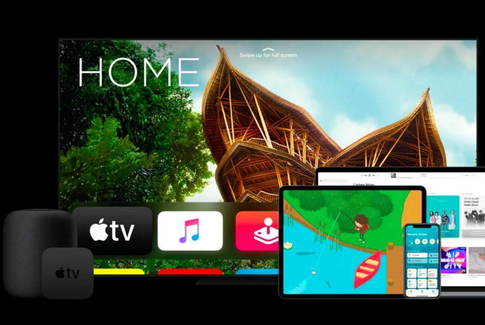 tvOS 14 iOS 14 iPadOS 14 iOS 14.5, iPadOS 14.5, macOS 11.3, watchOS 7.4 et tvOS 14.5 : la Release Candidate est disponible