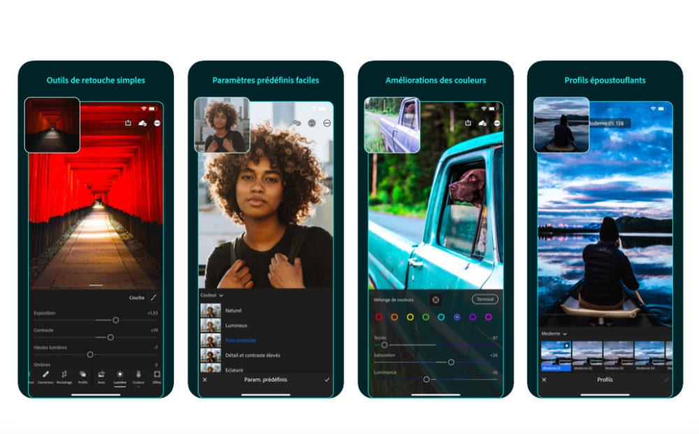 Adobe iOS Lightroom sur iOS a effacé les photos de certains utilisateurs avec une mise à jour