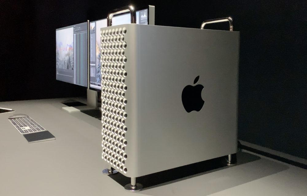 Apple Mac Pro 2019 Mac Pro : Apple propose de nouvelles cartes graphiques