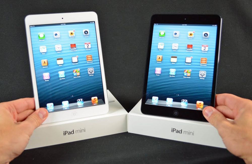 Apple iPad mini 2012 Apple place le premier iPad mini (2012) à sa liste de produits anciens et obsolètes