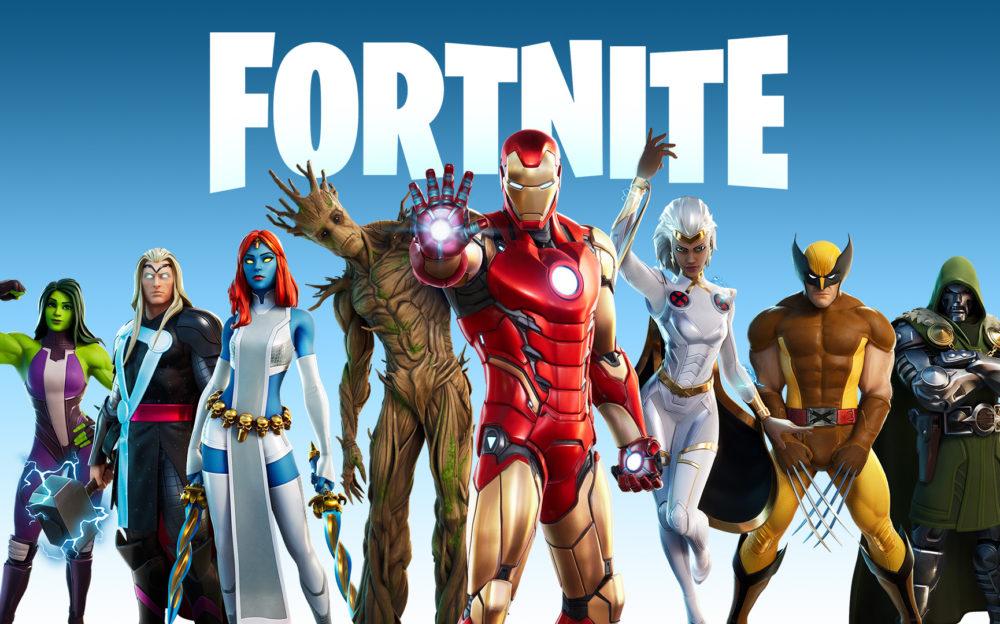 Fortnite Epic Games Apple a décidé de supprimer le compte développeur dEpic Games