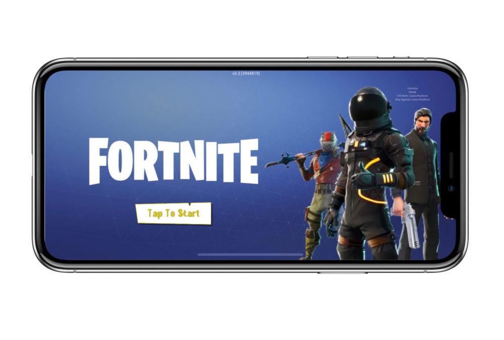 Fortnite iOS Fortnite est retiré de lApp Store après lajout dune option de paiement direct par Epic Games