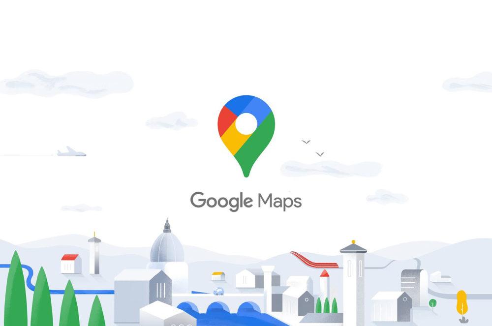 Google Maps Logo Google Maps est disponible sur lApple Watch et reçoit des améliorations sur CarPlay