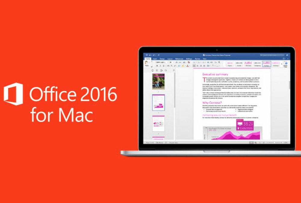 Office 2016 sur Mac Office 2016 sur Mac : Microsoft va arrêter de proposer des mises à jour le 13 octobre