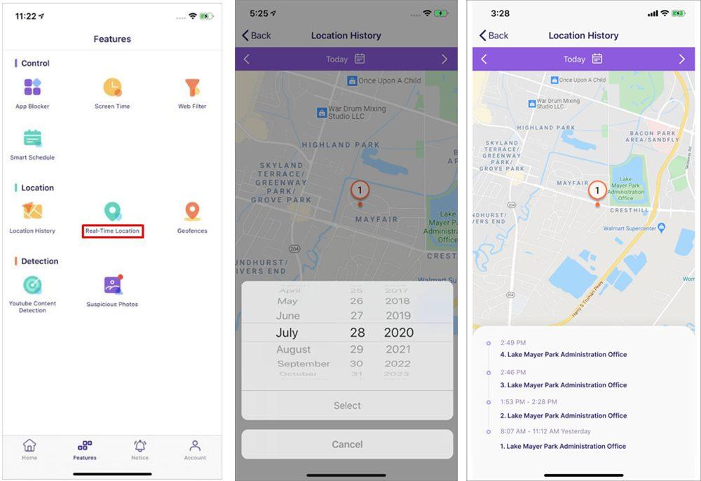 famisafe historique localisation Quelle est la meilleure app de localisation GPS pour surveiller votre enfant ?