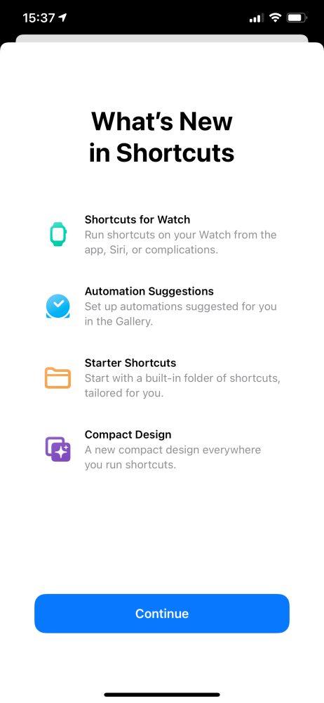iOS 14 Beta 5 Raccourcis iOS 14 et iPadOS 14 bêta 5 : la liste des nouveautés