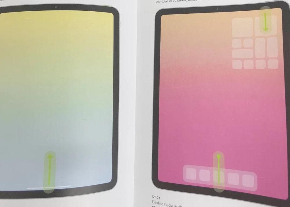 iPad Air 4 Rumeurs Fuite iPad Air 4 : une fuite montre un port USB C et Touch ID sur le bouton dallumage
