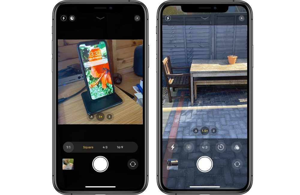 iphone 11 quicktake videos photos rafales Comment prendre des photos en rafales avec votre iPhone 11 (Pro) avec QuickTake