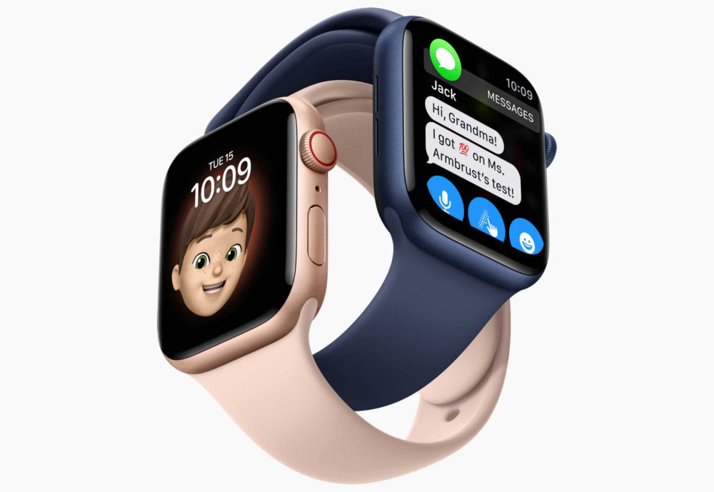 2 Apple Watch Series 6 Apple publie la troisième version bêta de watchOS 7.5 développeurs