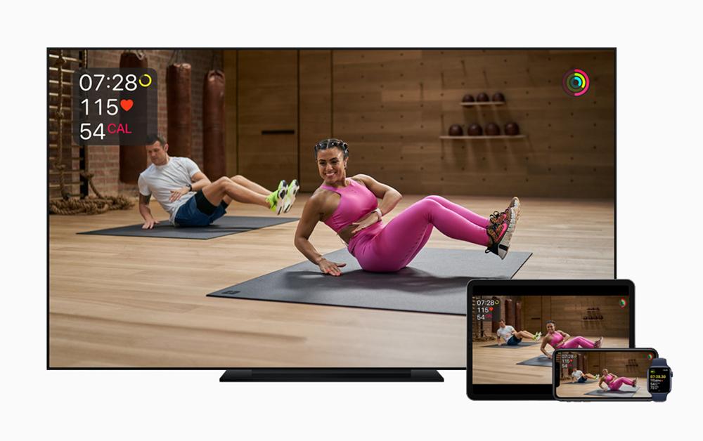 Apple Fitness Apple Fitness+ arrivera dans 15 nouveaux pays, dont la France