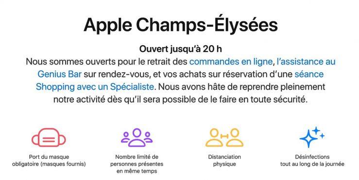 Apple Store France Rendez vous En France, il est désormais obligatoire de prendre un rendez vous pour un achat ou une réparation en Apple Store
