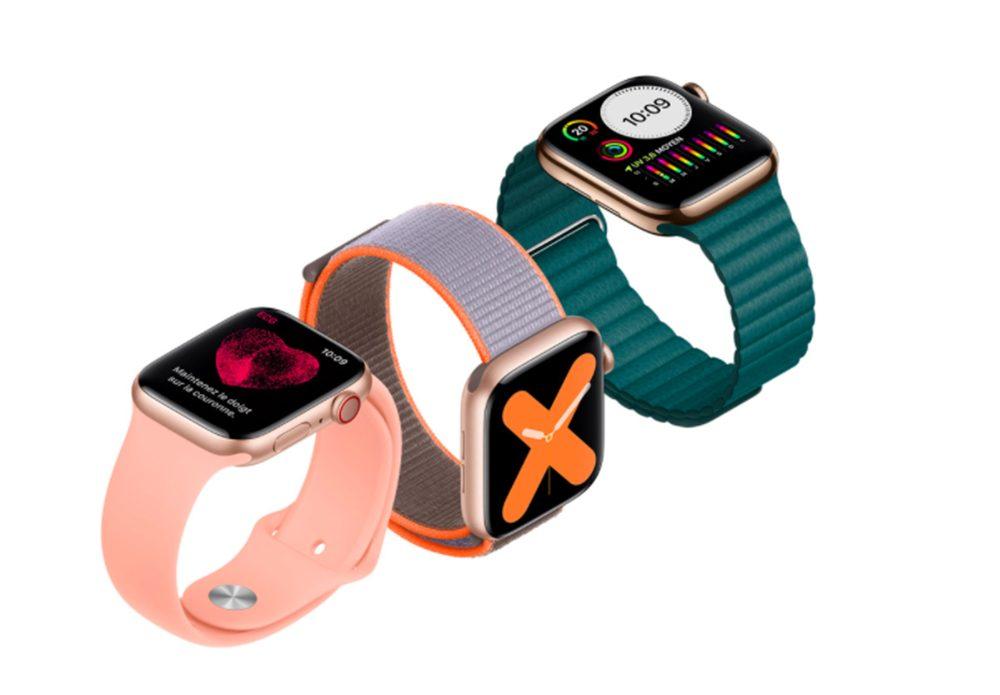 Apple Watch Series 5 Apple Watch Series 5 : certains modèles sont indisponibles chez Apple, suggérant une sortie de la Series 6