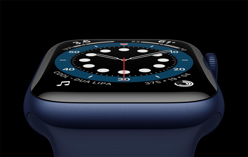Apple Watch Series 6 Capteurs Oxygene dans le Sang Apple ne propose pas de chargeur avec les Apple Watch SE et les Apple Watch Series 6
