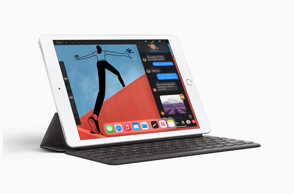 Apple iPad 8eme Generation LiPad 8ème génération arrive : puce A12, compatible avec lApple Pencil 1, Smart Keyboard...
