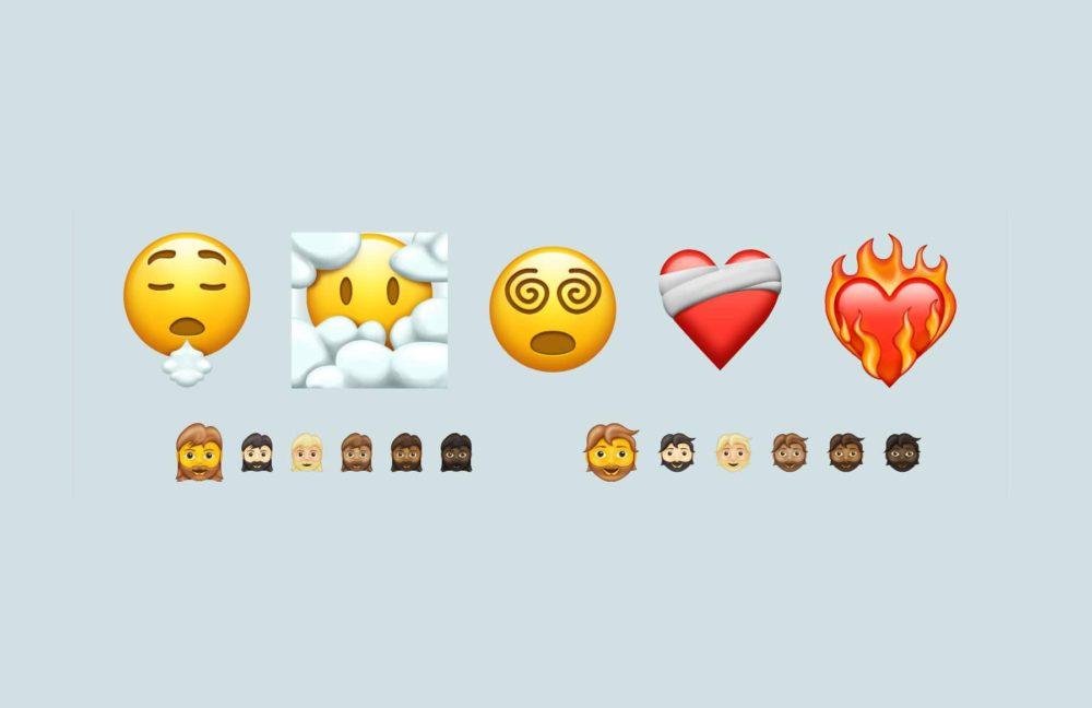 Emojipedia 217 Nouveaux Emojis 2021 Header Voici les 217 nouveaux Emojis qui arriveront sur iPhone, iPad et autres appareils en 2021