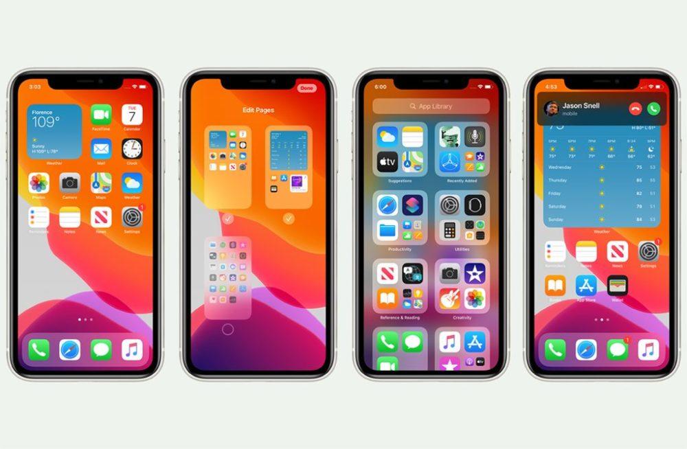 iOS 14 iPhone 11 Pro 2 iOS 14.4 et iPadOS 14.4 : la bêta 2 développeurs est disponible