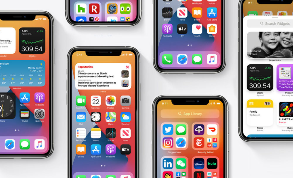 iOS 14 iPhone 11 Pro Apple bloque iOS 14.1 et iPadOS 14.1 : restauration et mise à jour impossibles