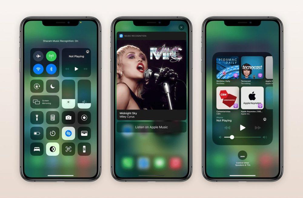 iOS 14.2 Shazam iOS 14.2 et iPadOS 14.2 : la version Golden Master est disponible