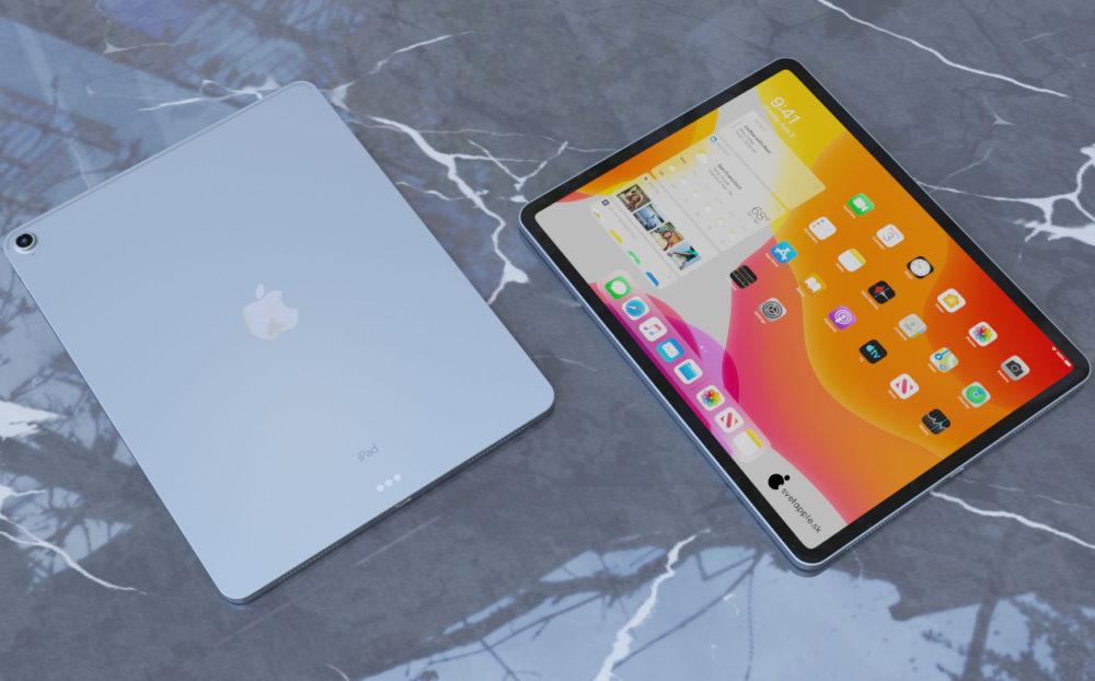 iPad Air 4 concept 1 LiPad Air 4 pourrait être plus cher que le modèle précédent