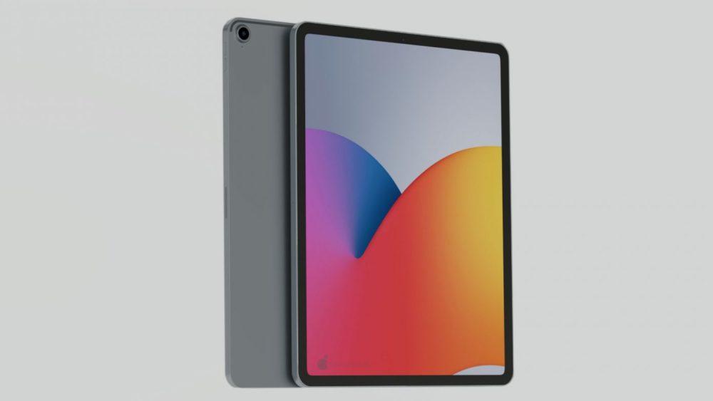 iPad Air 4 concept 10 Un concept présente le nouvel iPad Air 4 avec un design inspiré de liPad Pro 2018