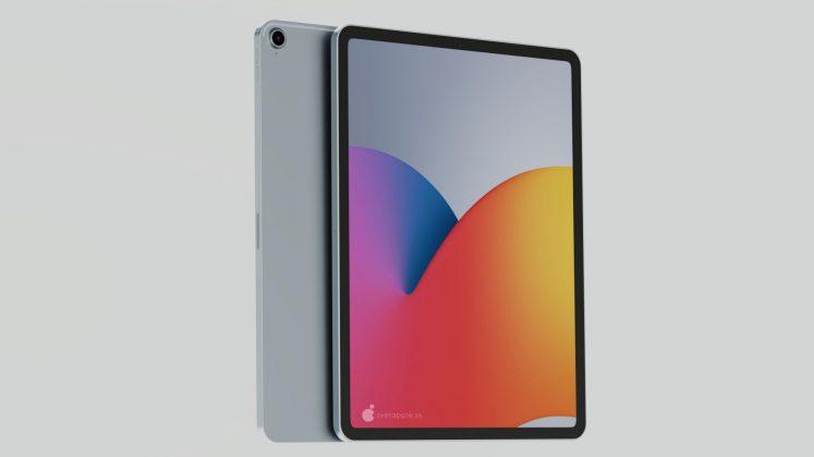 iPad Air 4 concept 8 Un concept présente le nouvel iPad Air 4 avec un design inspiré de liPad Pro 2018