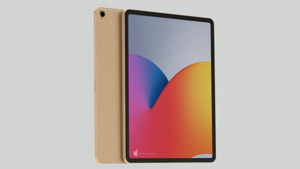 iPad Air 4 concept 9 Un concept présente le nouvel iPad Air 4 avec un design inspiré de liPad Pro 2018
