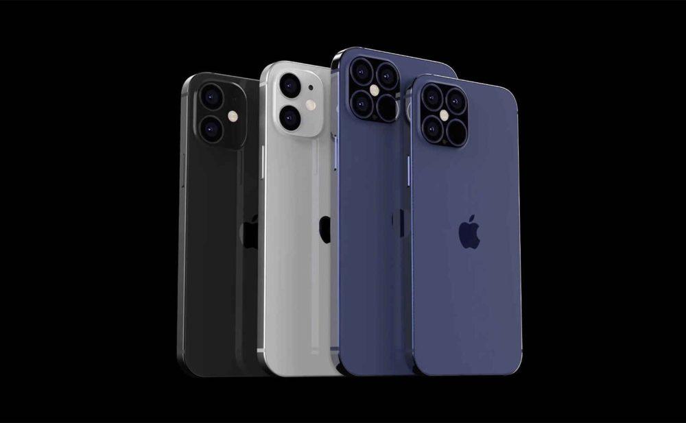 iPhone 12 2021 iPhone 12 : des informations sur lappareil photo, le stockage, les couleurs, les prix...