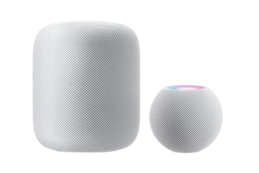 Apple HomePod et HomePod mini Blanc HomePod : Apple propose la mise à jour 14.1 ; ajout de la fonction Interphone, amélioration de Siri et plus