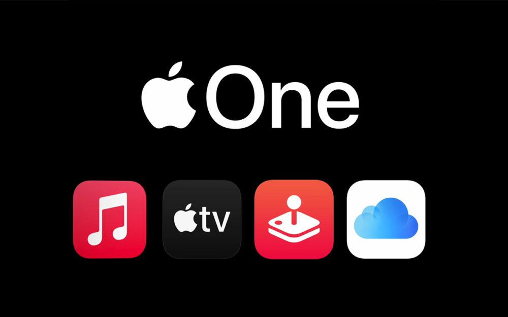 Apple One Les Services Apple One est, comme prévu, disponible aujourdhui en France et dautres pays