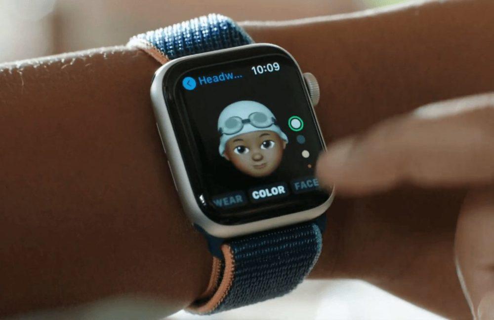 Apple Watch SE watchOS 7.4 : Apple propose la troisième bêta publique