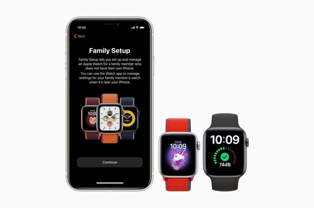 Apple Watch iPhone 11 Bêta 1 développeurs disponible pour watchOS 7.4 et tvOS 14.5
