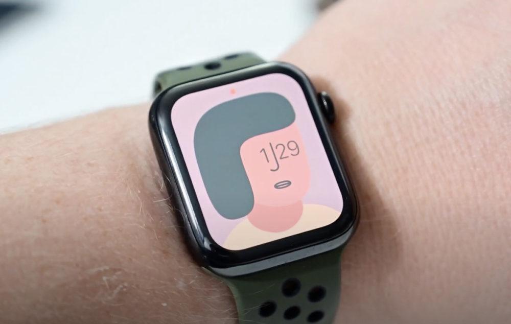 Apple Watch watchOS 7 watchOS 7.1 : la bêta 4 est disponible au téléchargement