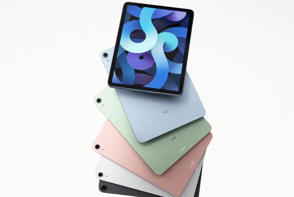 Apple iPad Air 4 1 LiPhone 12, liPhone 12 Pro et liPad Air 4 sont disponibles à lachat