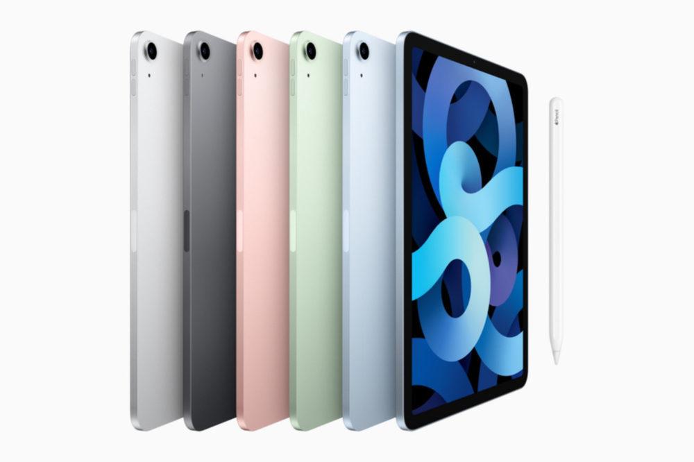 Apple iPad Air 4 Les précommandes des iPad Air 4 sont désormais ouvertes
