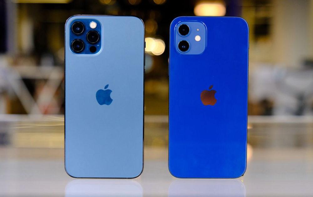 Apple iPhone 12 Bleu iPhone 12 Pro Des utilisateurs diPhone 12 font face à des soucis de connexion cellulaire