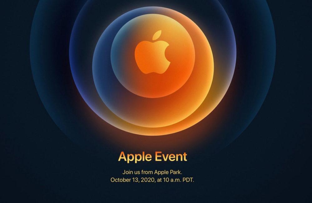 Apple annonce une keynote pour présenter liPhone 12 le 13 octobre prochain