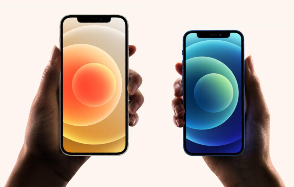 Apple iPhone 12 iPhone 12 mini Les iPhone 14 de 2022 auraient Touch ID sous lécran, pas de modèle mini