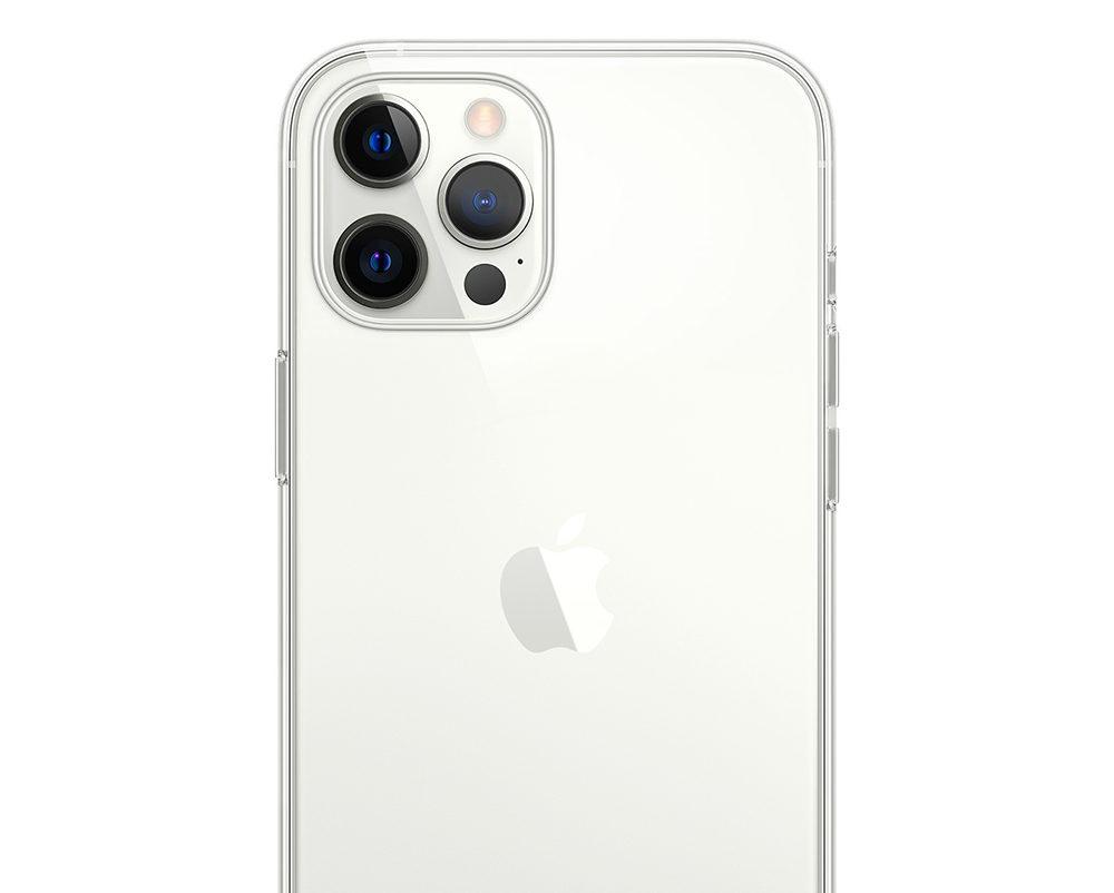 Coque silicone transparente iPhone 12 mini 12 Pro Max 01 e1603195856968 Coques et verres trempés iPhone 12, 12 mini, 12 Pro et 12 Pro Max