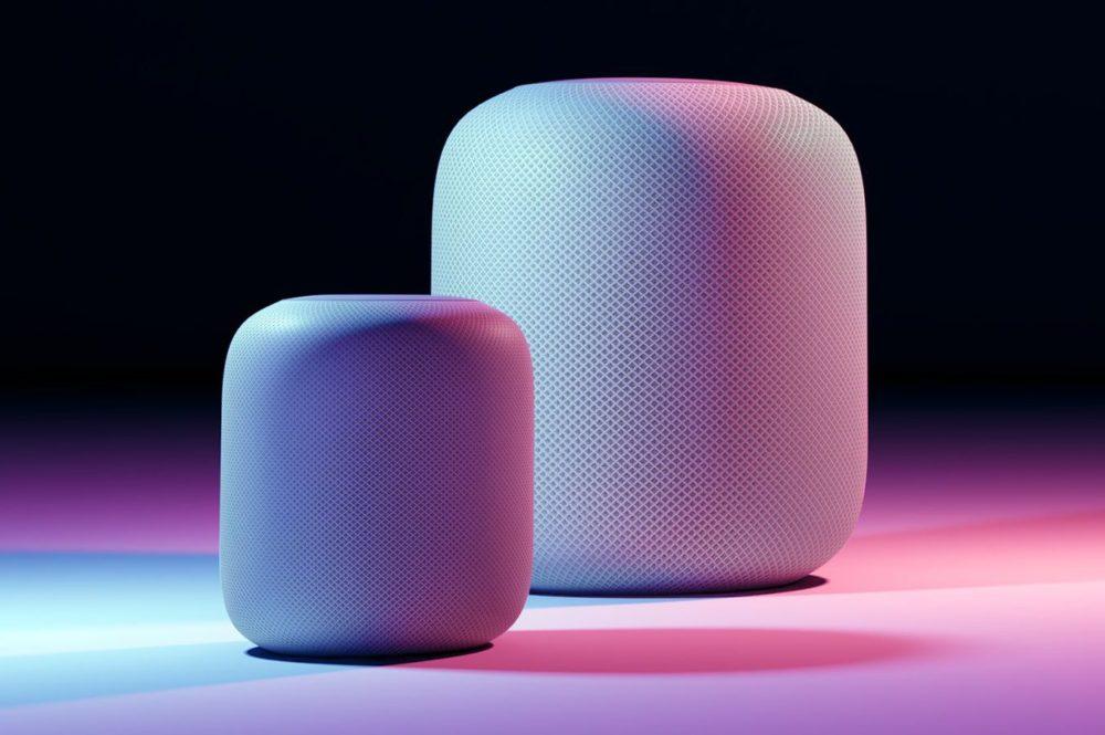 HomePod mini Concept 1 Le HomePod mini serait dévoilé le mois prochain au prix de 99 dollars