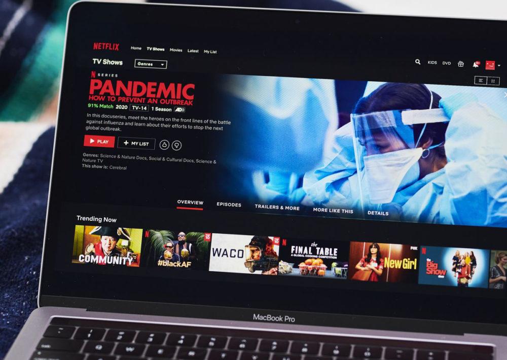 Netflix Mac 4K HDR Votre Mac doit être équipé de la puce T2 pour regarder des films en 4K sur Netflix