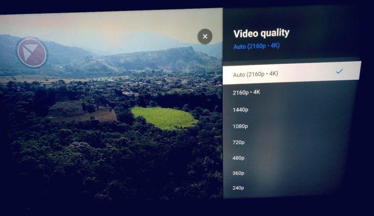 YouTube 4K sur Apple TV YouTube en 4K fait son apparition sur lApple TV de certains utilisateurs