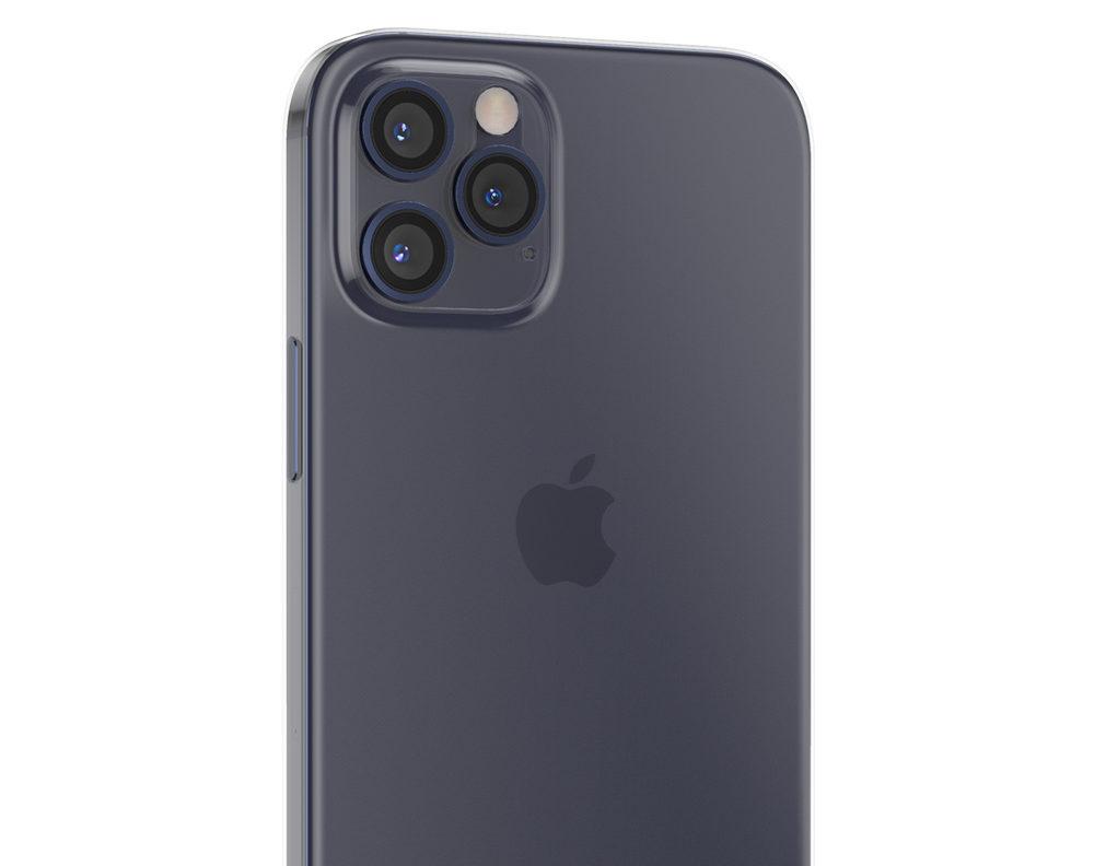 coque phantom transparente iphone 12 mini pro max plus ultra fine silm 01 e1602678476457 iPhone 12, 12 mini, 12 Pro et 12 Pro Max : coques et verres trempés