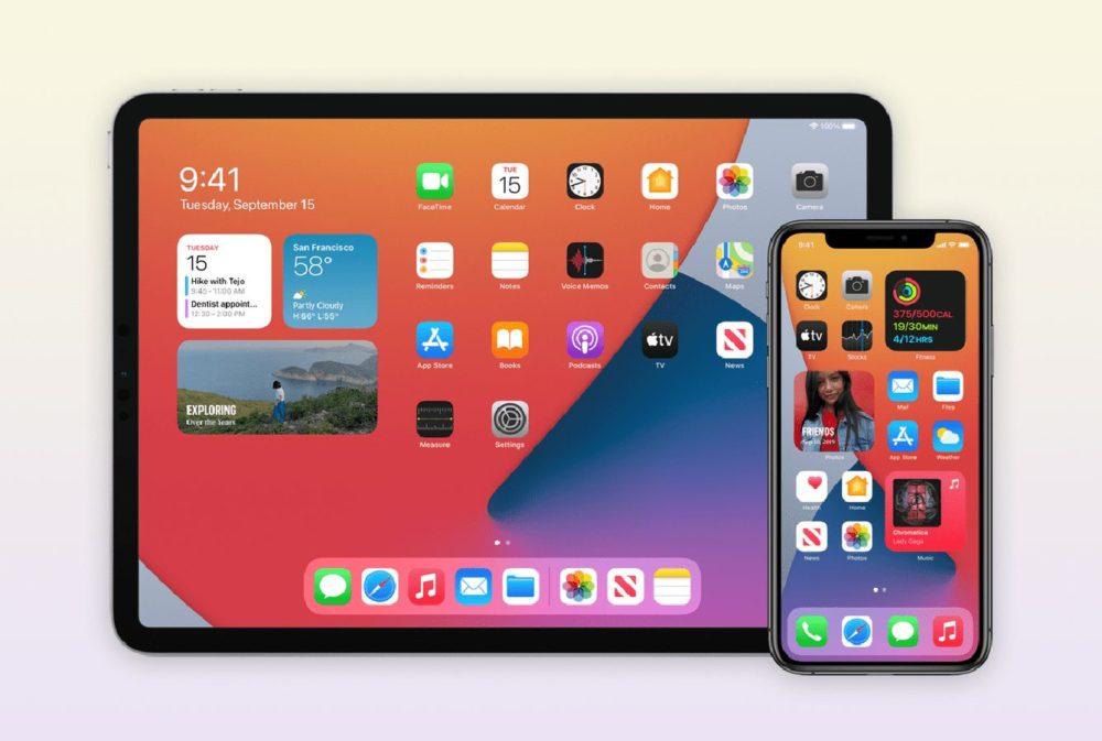 iOS 14 et iPadOS 14 iPad iPhone iOS 14.3 et iPadOS 14.3 : la bêta 1 est disponible au téléchargement