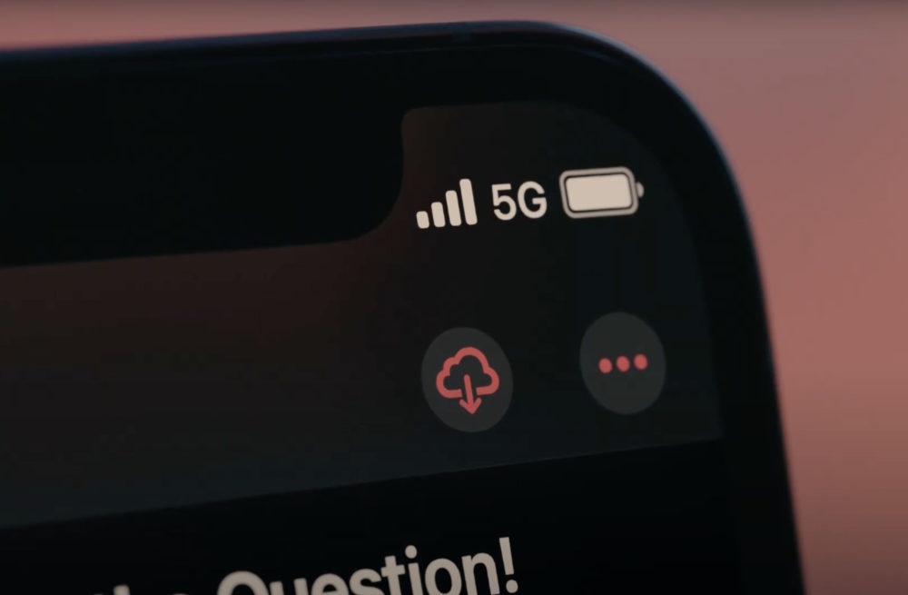 iPhone 12 5G iPhone 12 : il sera possible de télécharger les mises à jour diOS en 5G