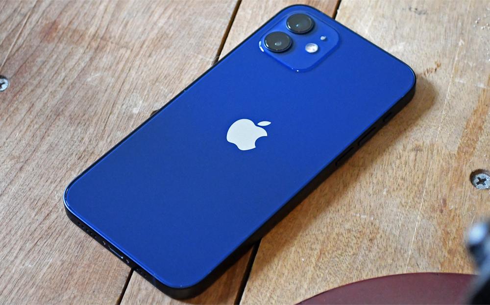 iPhone 12 Bleu Apple Avec liPhone 12, le partage de connexion passe en Wi Fi 5 GHz