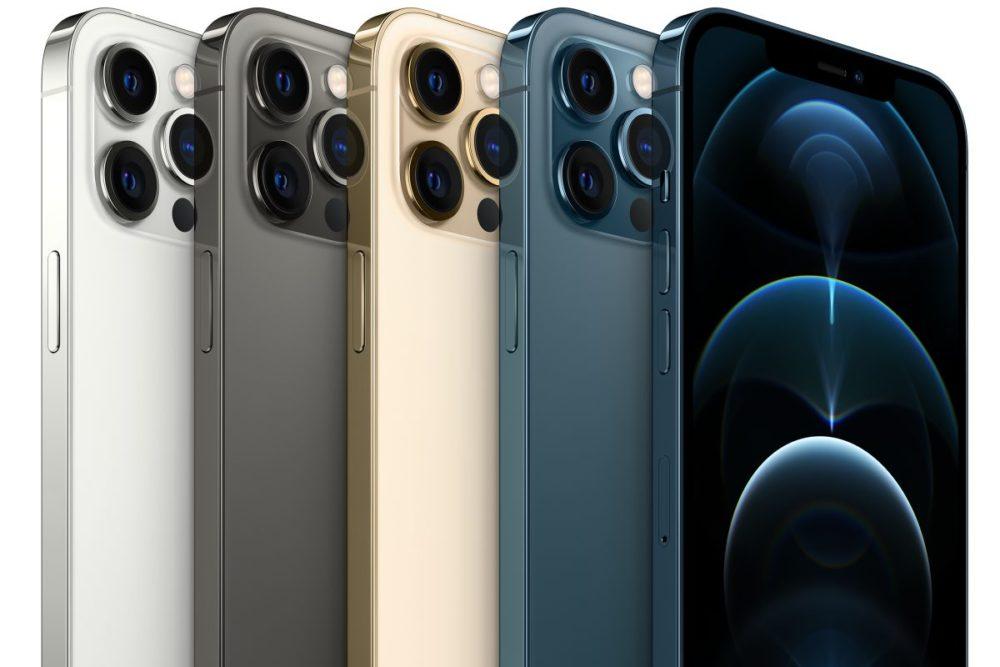 iPhone 12 Pro 12 Pro Max iPhone 12 Pro Max : une batterie plus petite que celle de liPhone 11 Pro Max