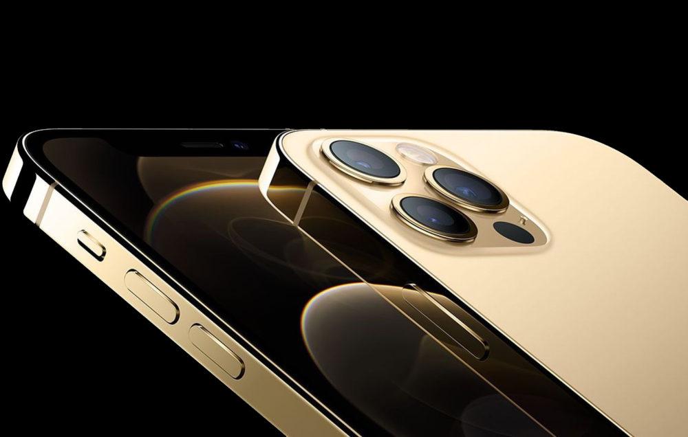 iPhone 12 Pro Or Apple pourrait bientôt proposer une option de stockage de 1 To sur iPhone