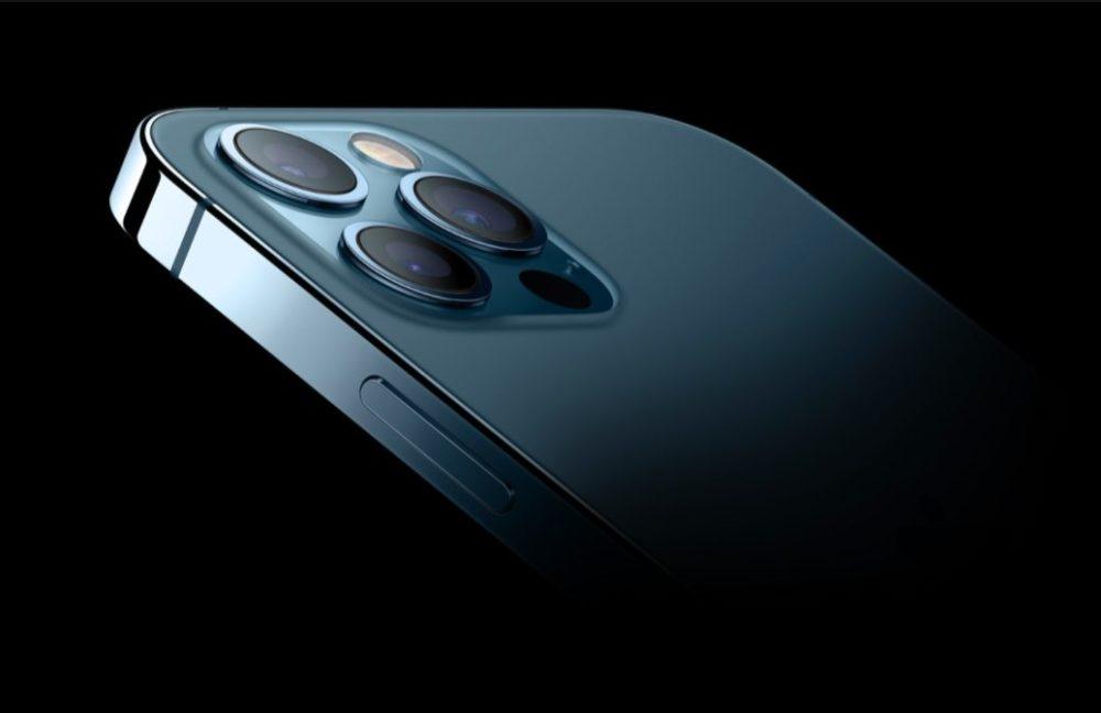 iPhone 12 Pro iPhone 12 Pro Max Camera iOS 14.4 : détails sur lalerte quand lappareil photo de liPhone nest pas dorigine
