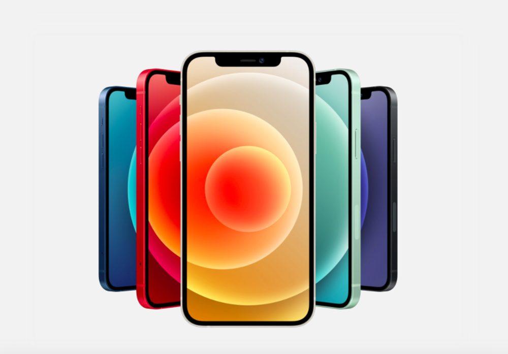 iPhone 12 iPhone 12 Mini iPhone 12 et iPhone 12 mini : 5G, design proche de liPhone 4, 2 caméras, verre plus résistant et plus