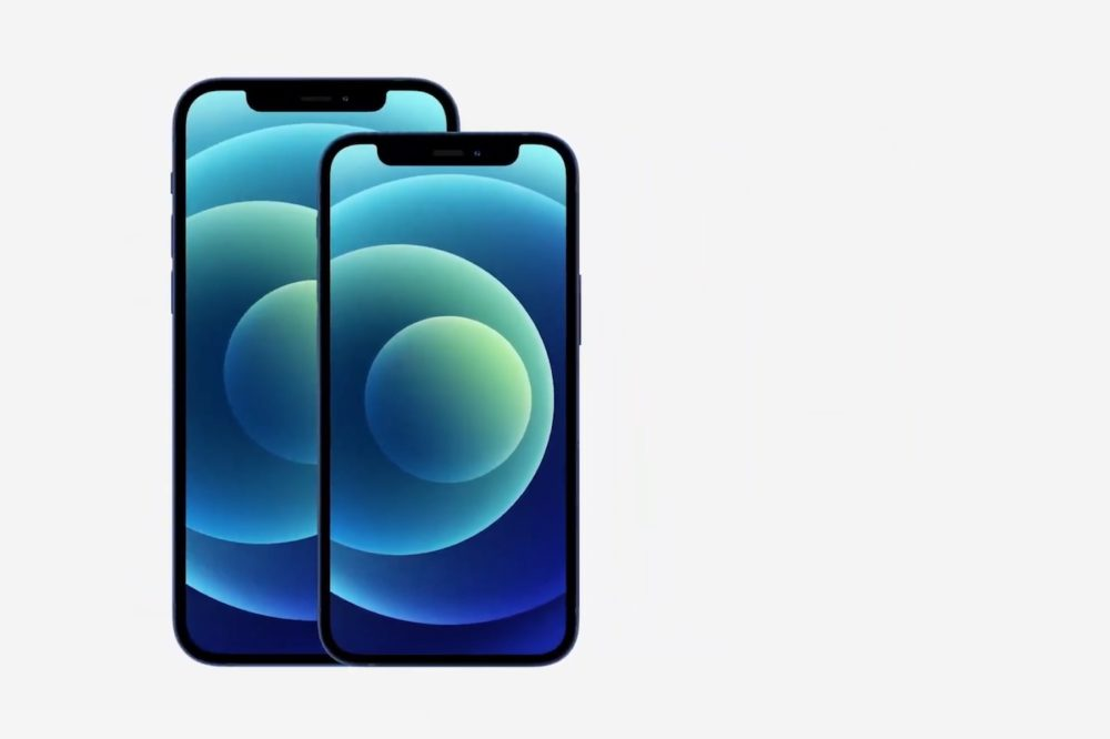 iphone 12 iphone 12 mini 1 Les batteries des iPhone 12 et 12 mini sont plus petites que celle de liPhone 11